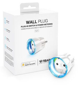Fibaro Wall Plug - Intelligente Steckdose