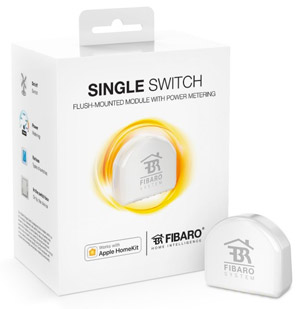 Fibaro Single Switch - Intelligenter Schalter