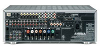 harman kardon AVR 347 Back