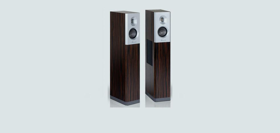 Burmester B20 - Kleiner Lautsprecher mit großer Wirkung