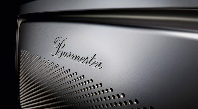 Burmester im Porsche Panamera