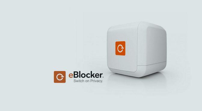 eBlocker – Schutz der Privatsphäre im Netz