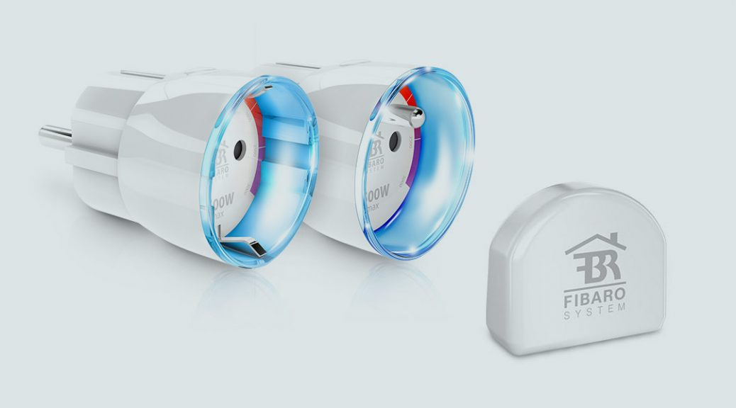 Fibaro Single Switch und Wall Plug