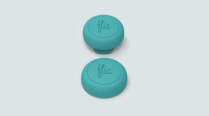 FLIC – ein schnurloser Button für das Smart Home