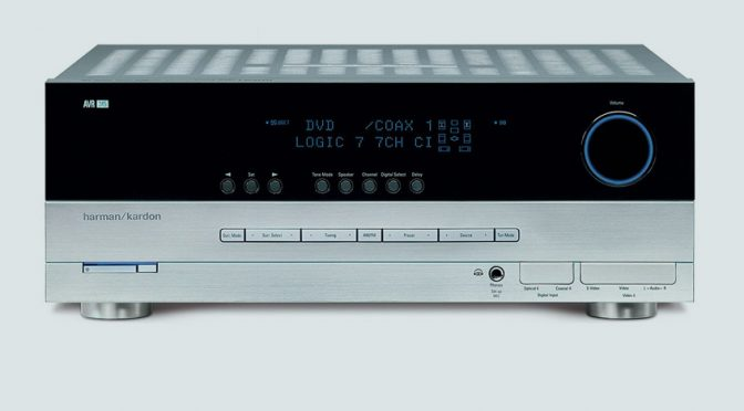 Harman Kardon AVR 347