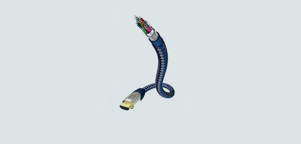 Premium HDMI-Kabel von in-akustik