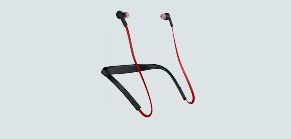 Jabra Smart Halo - Bluetooth-Kopfhörer für Musik und Telefonie