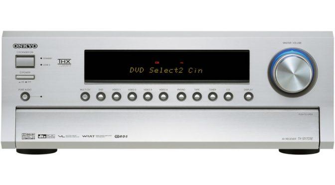 Onkyo TX-SR703E – THX Select 2 Receiver