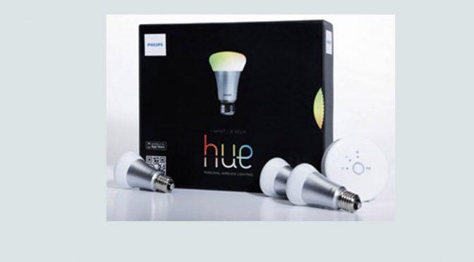 Philips Hue – Lichtsteuerung im Heimkino