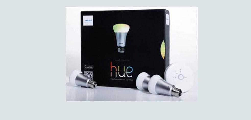 Philips Hue - Lichtsteuerung im Heimkino
