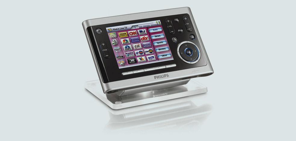 Pronto Pro TSU 9600 - der Urvater der Fernbedienungen