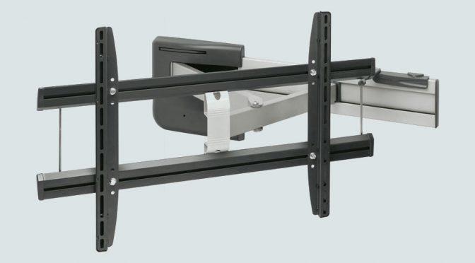 Vogel's – Elektronischer Gleit-Wandträger für Flachbildschirme