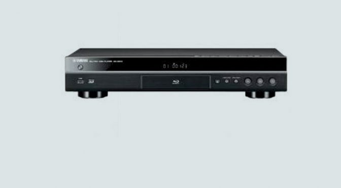 Yamaha BD-S673 – 3D Blu-ray Player mit Streaming-Funktionen