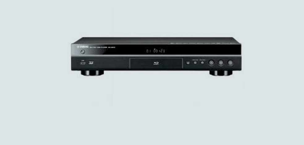 Yamaha BD-S673 - 3D Blu-ray Player mit Streaming-Funktionen
