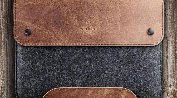 Einmalige Taschen – Handgemacht von werktat
