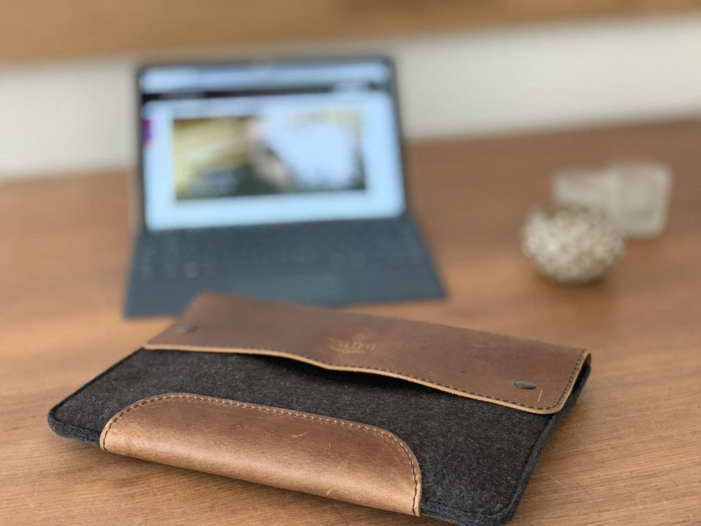 Tasche für das Microsoft Surface - Werkzeugtasche