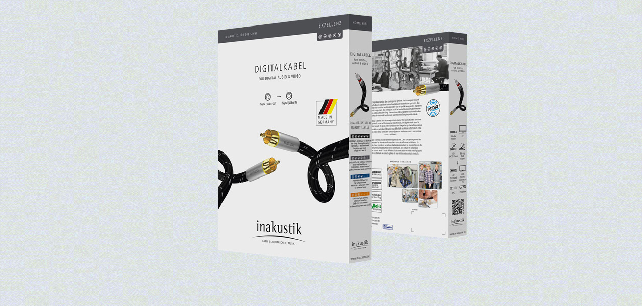 Exzellenz Digitalkabel von in-akustik