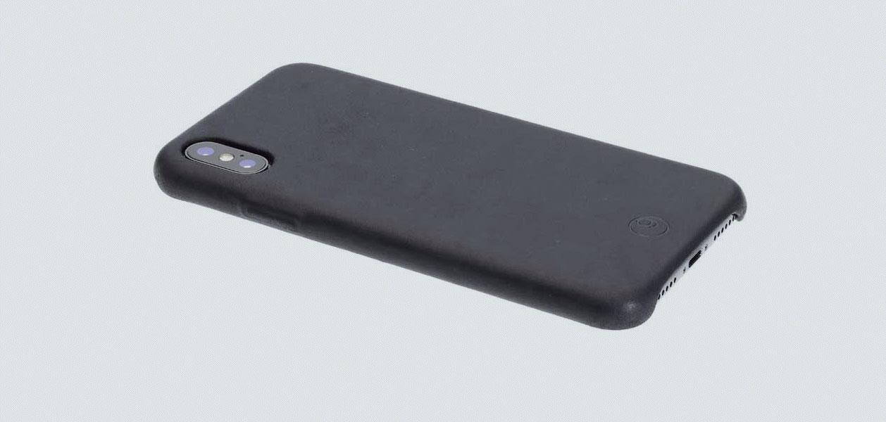 iPhone Bumper aus Leder - natürlich von Germanmade.