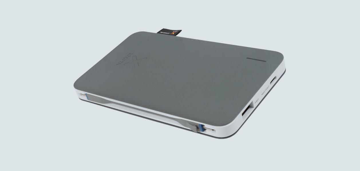 XB3 Serie – Hubble USB-C Power Bank mit 15 Watt von Xtorm