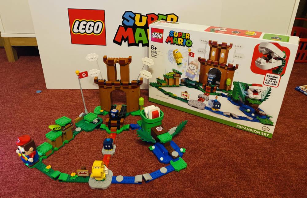 Super Mario - Bewachte Festung 71362
