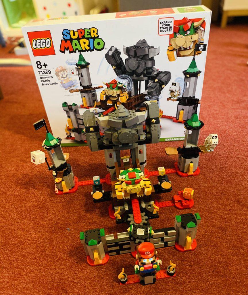 Super Mario - Bowsers Festung 71369
