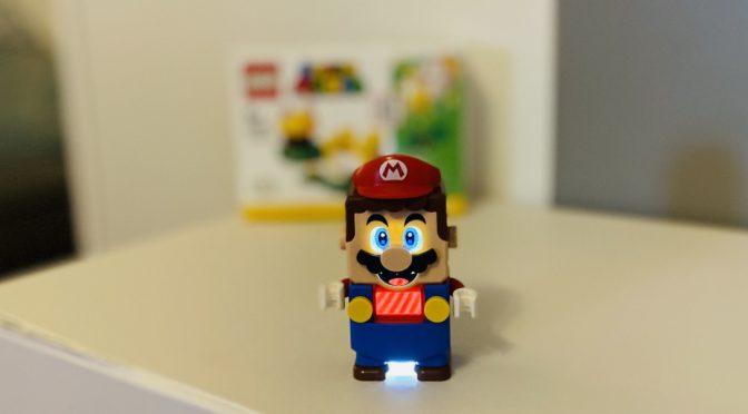 LEGO Super Mario – Spielspaß mit interaktiven Bausteinen und App