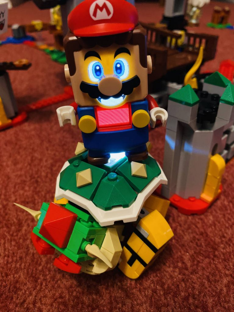 Super Mario Figur