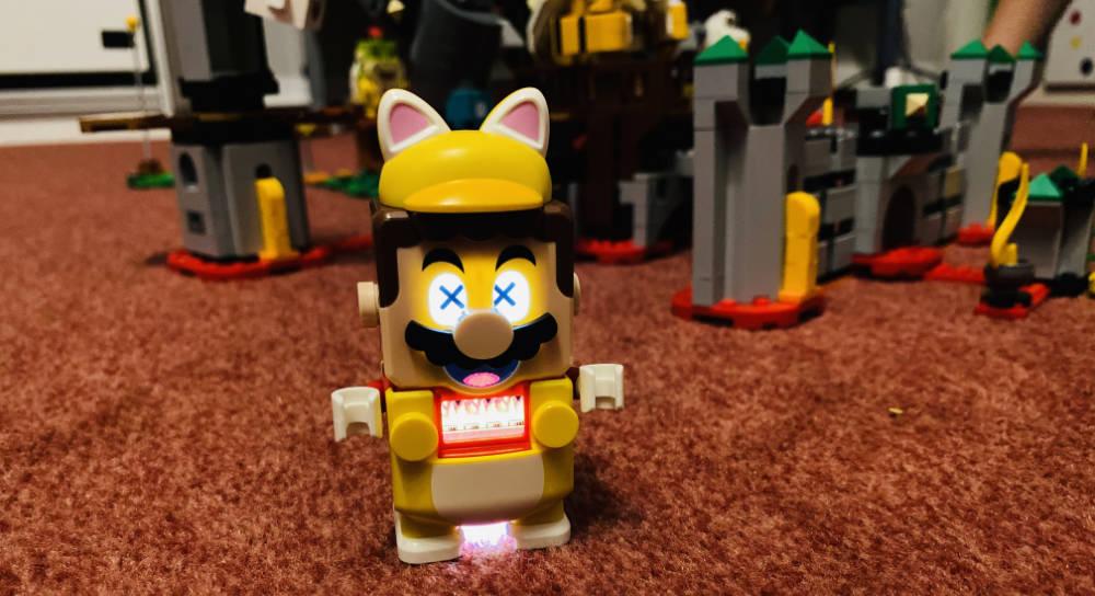 Super Mario Katzen-Anzug 71372