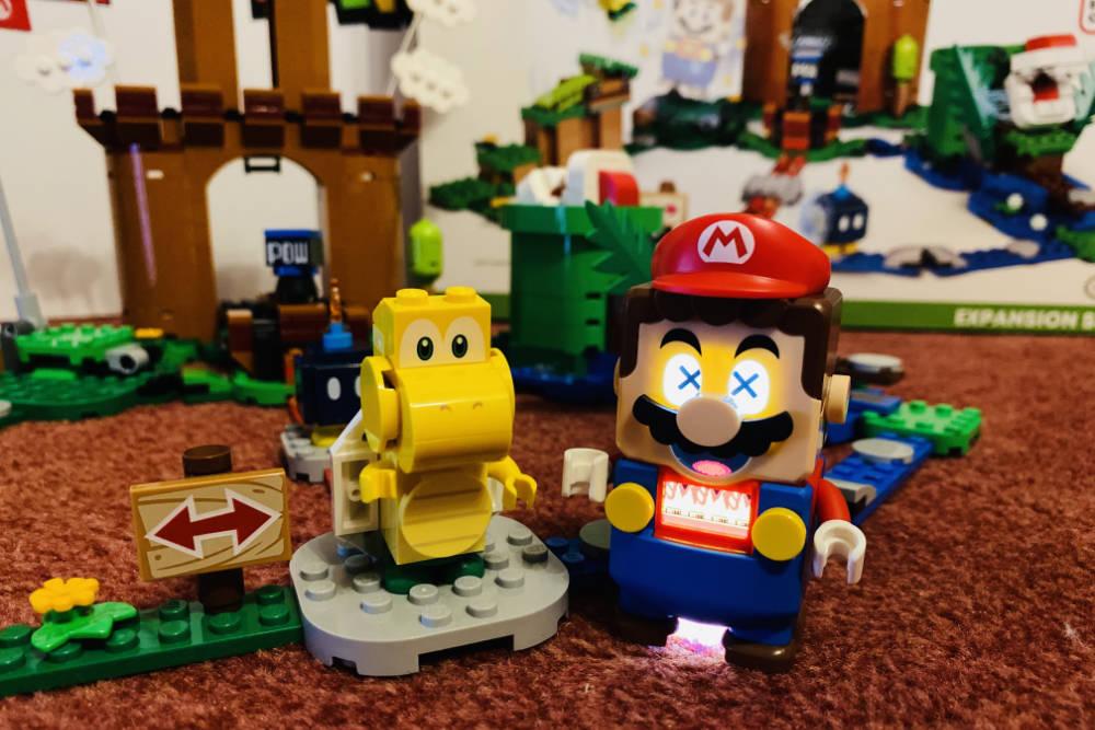 LEGO und Super Mario