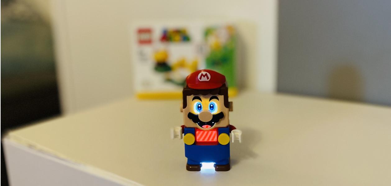 LEGO Super Mario - Spielspaß mit interaktiven Bausteinen und App