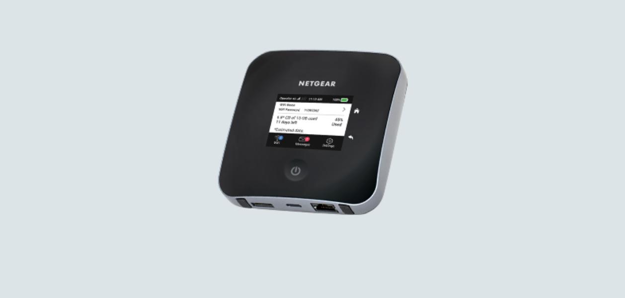 Nighthawk M2 - WLAN unterwegs mit einem mobilen Router