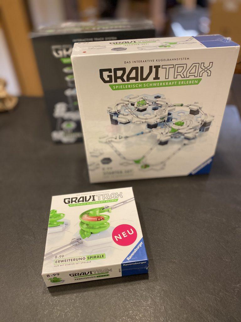 GraviTrax von Ravensburger - Starter-Set