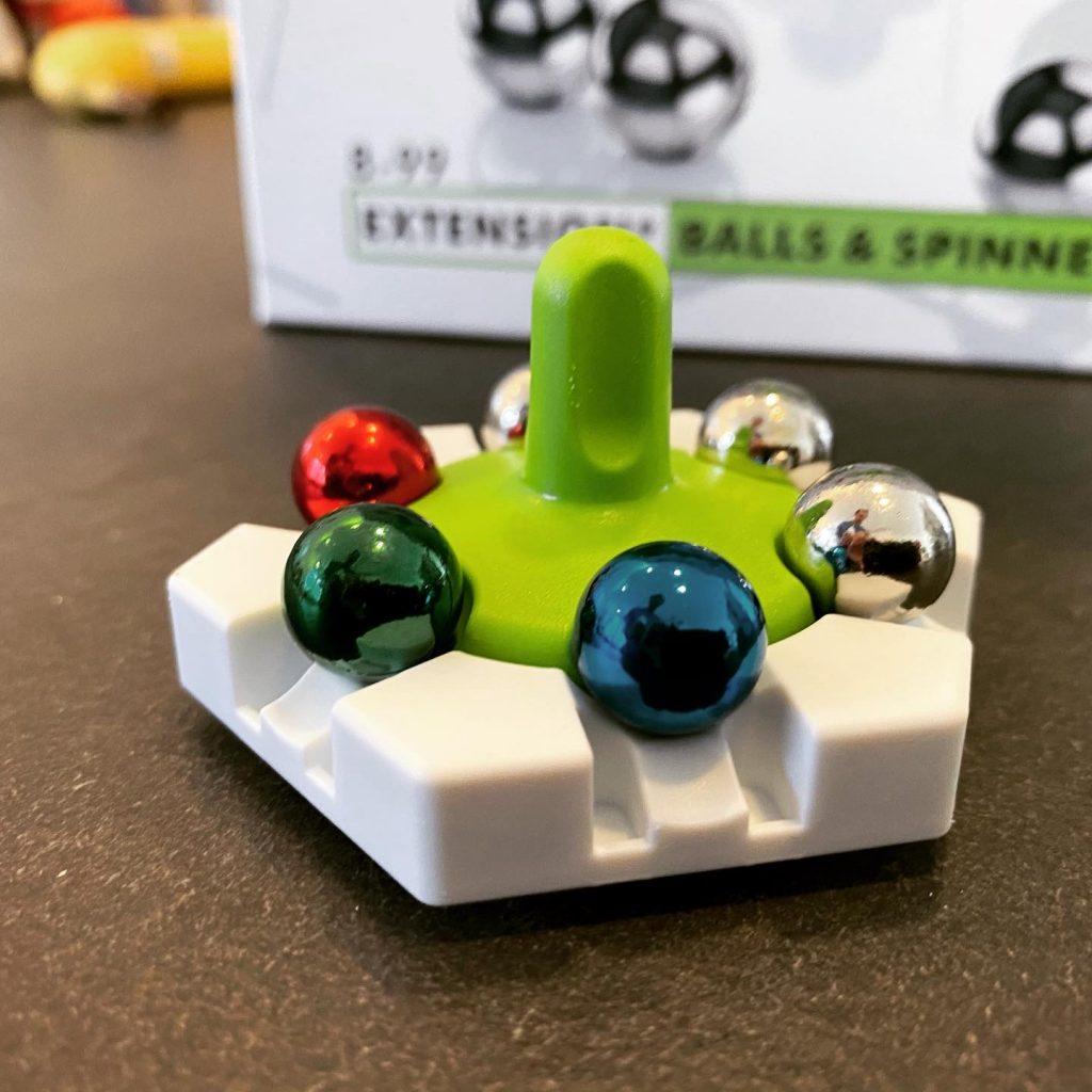 Balls & Spinner - GraviTrax Action-Stein 2021