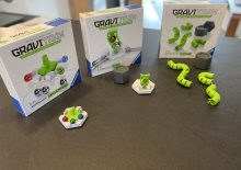GraviTrax Action-Steine im Test: Balls & Spinner, FlexTube, Dipper
