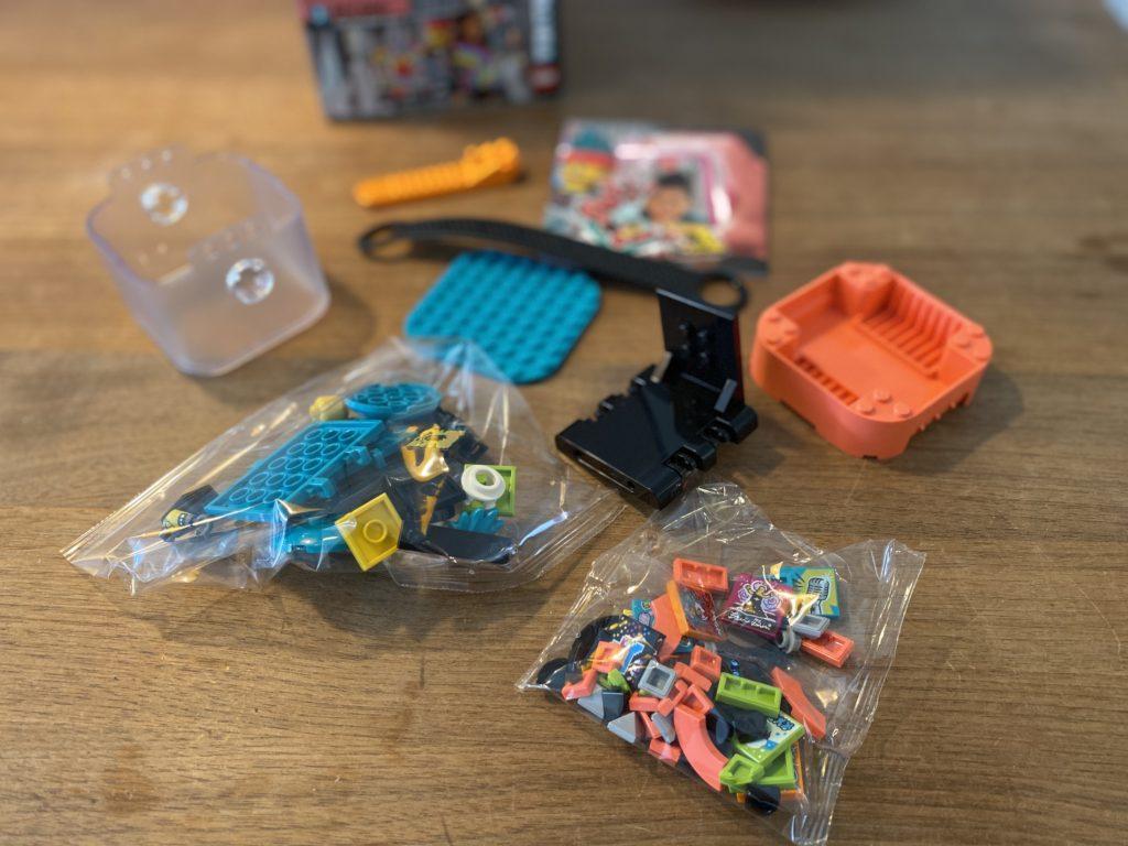 LEGO VIDIYO - Punk BeatBox in Einzelteilen