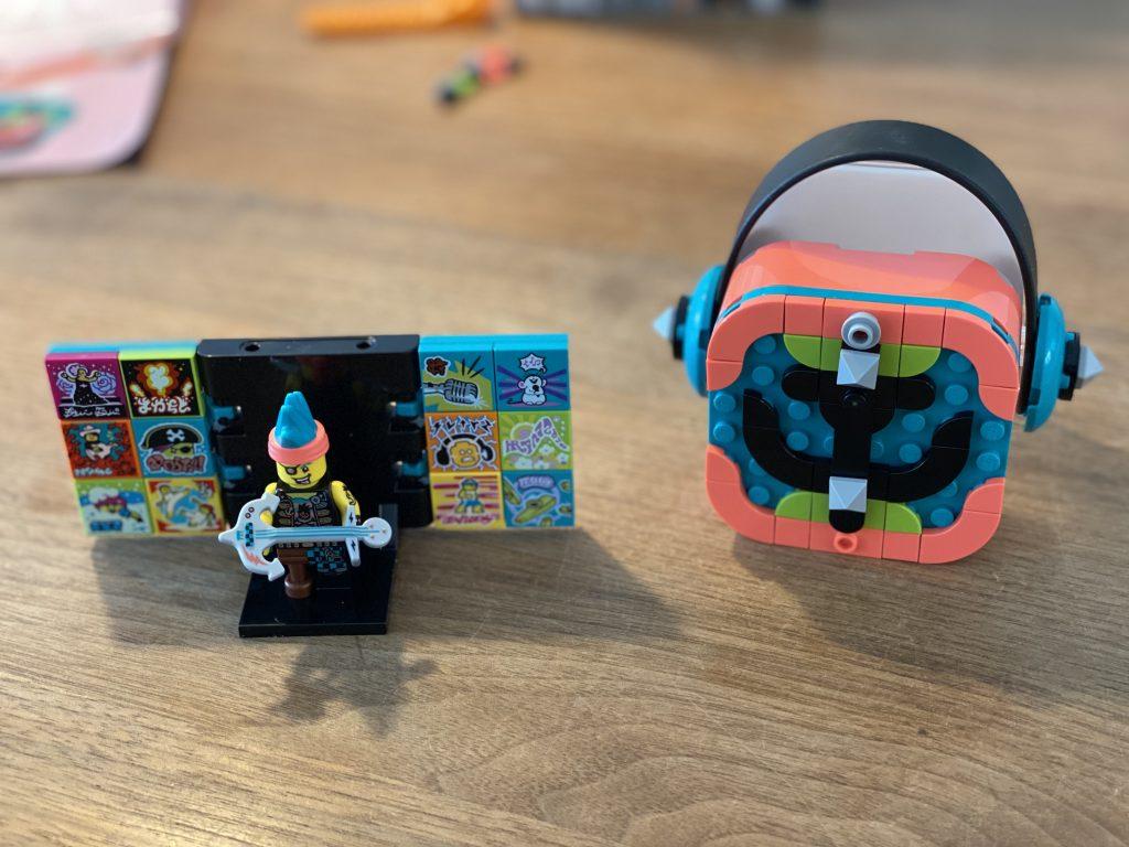 Die große Showbühne von LEGO VIDIYO