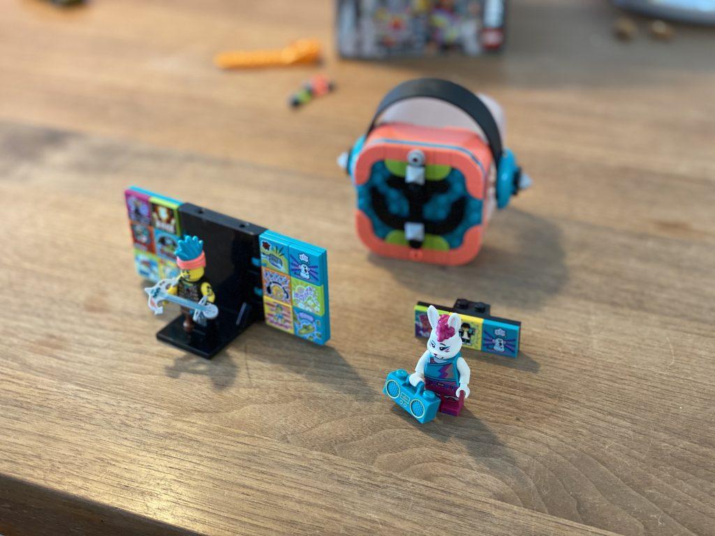 LEGO VIDIYO Hase und Punker