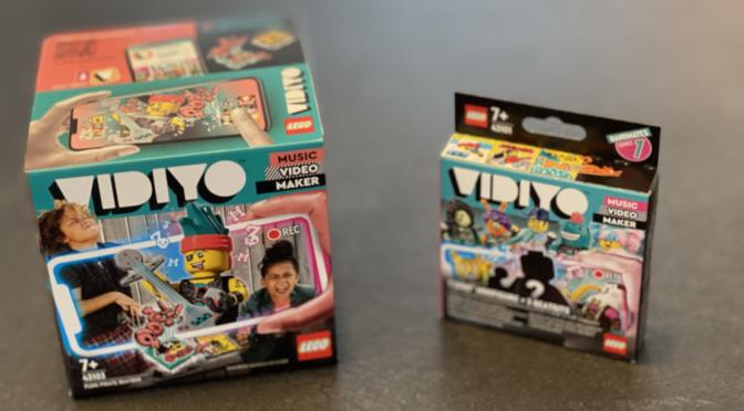LEGO VIDIYO – der Traum von der Showbühne