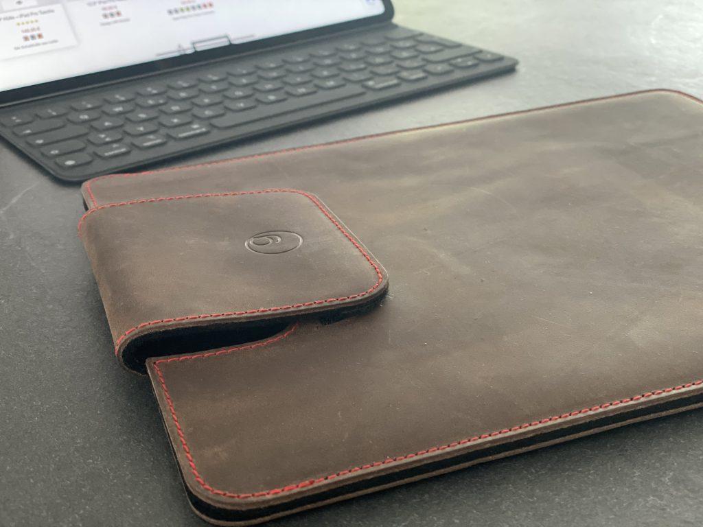 """Leder Sleeve für das iPad Pro 12,9"""""""