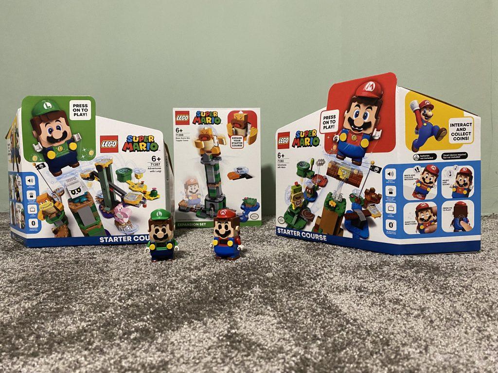 LEGO Starterset und Erweiterung im Test