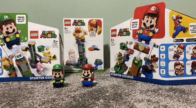 LEGO Super Mario und Luigi Starterset im Test