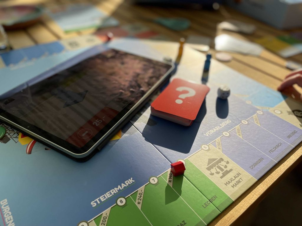 DKT SMART - Brettspiel mit App